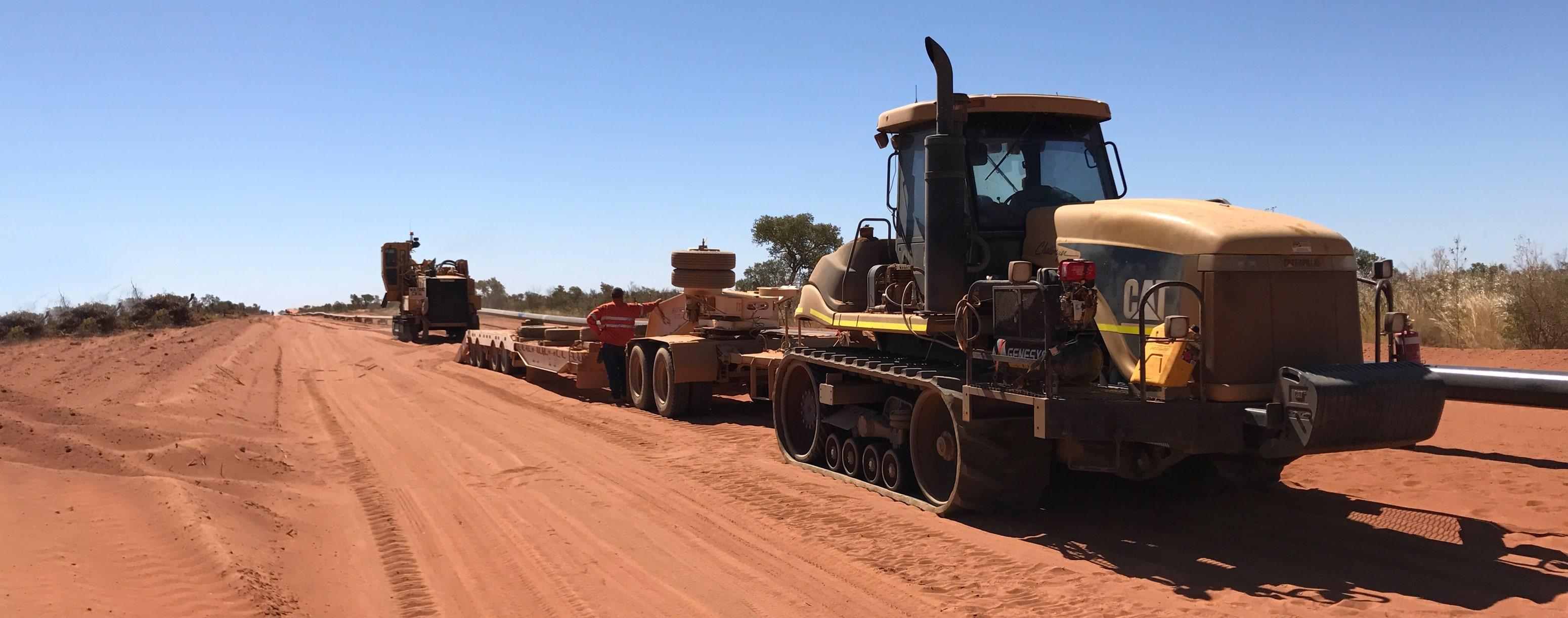 International pipeline services_IPS_pipeline construction equipment